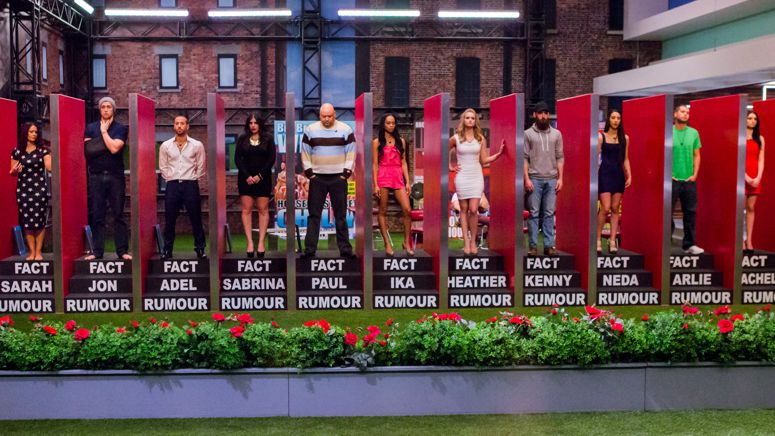 BBCAN2 – HoH comp