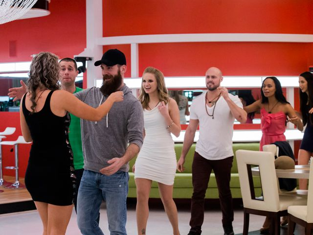 BBCAN2 – Allison meets HGs
