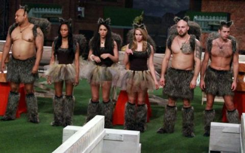 Big Brother Canada HGs compete for Veto