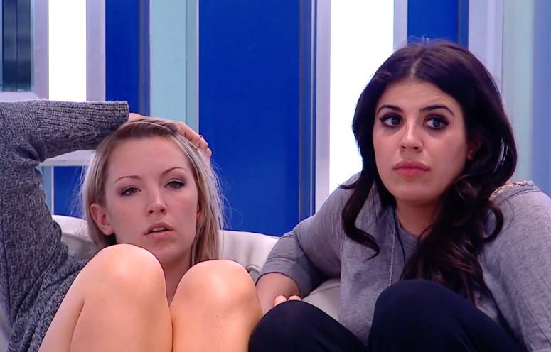 Allison and Sabrina