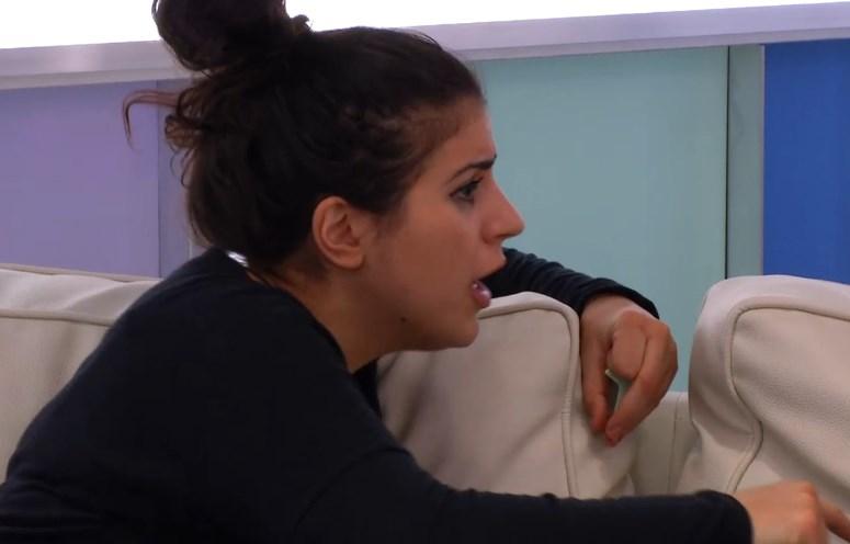 Sabrina pleads on BBCAN2