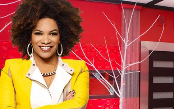Arisa Cox hosts Big Brother Canada 2014