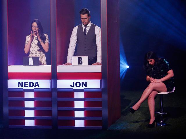 Neda & Jon in Round 3