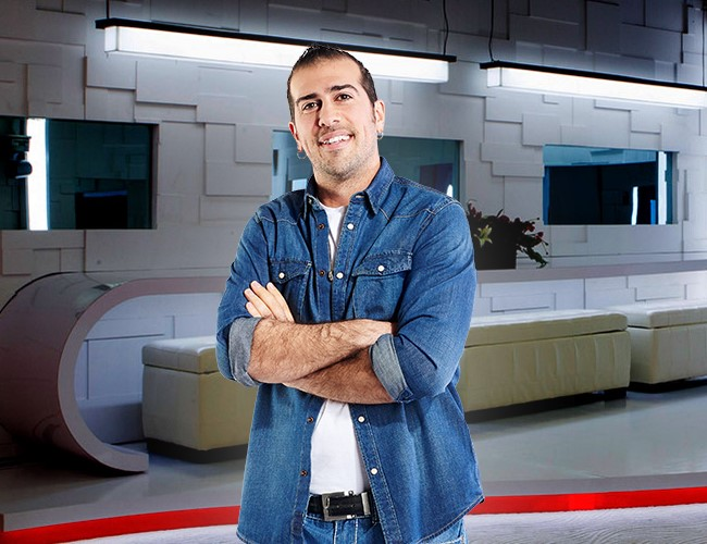 Bruno Ielo – Brother Brother Canada 3 Houseguest