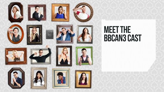 Big Brother Canada 3 cast