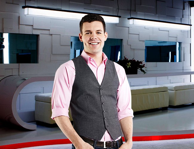 Kevin Martin – Big Brother Canada 3