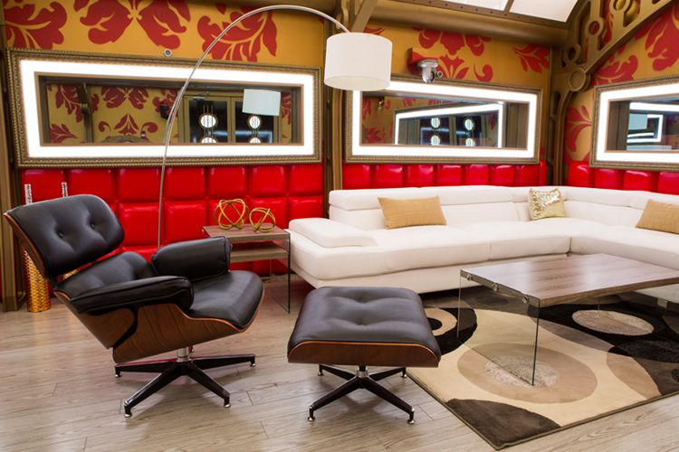 Big Brother Canada 3 – HoH Room seating