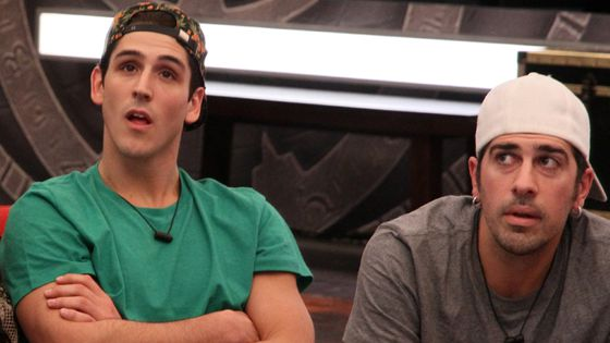 Zach and Bruno on Big Brother Canada 3