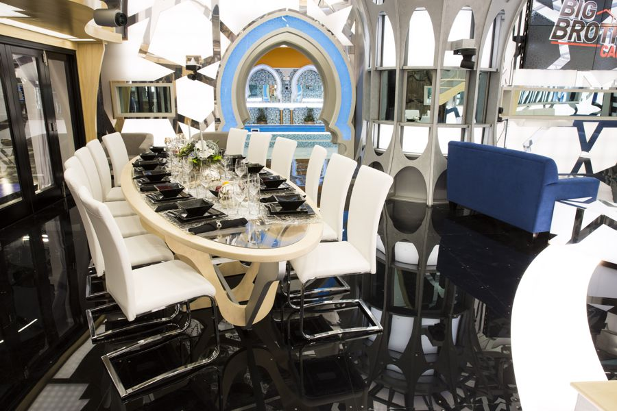 Big Brother Canada 4 – Dining area 02