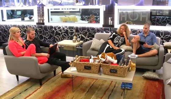 Big Brother Canada 4 - Final Three Scenarios