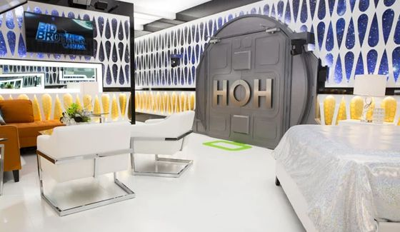 BBCAN5 HoH room