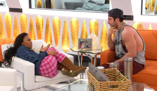 Ika and Demetres talk on BBCAN5