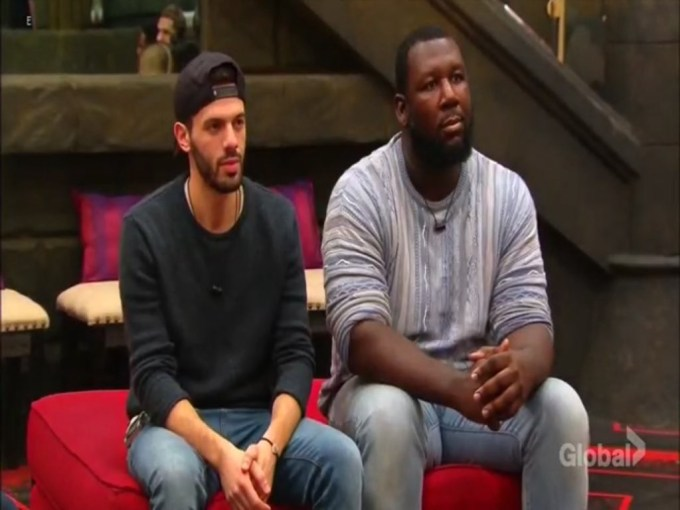 Big Brother Canada 6 Week 2 Nominations: Hamza and Andrew up for Eviction