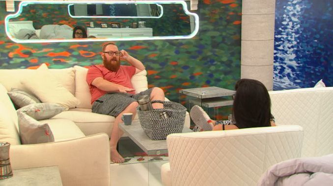 Ryan talks nominations on Big Brother Canada 6