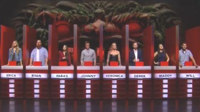 Big Brother Canada 6 Week 4 HOH comp