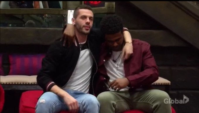 Big Brother Canada 6 Merron and Hamza