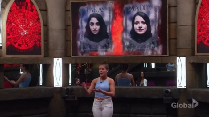 Big Brother Canada 6 Episode 25: Trio Vs. Daela Part 2