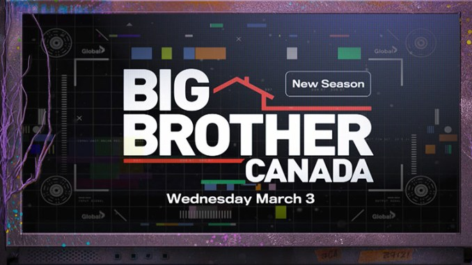 Big Brother Canada 9 logo
