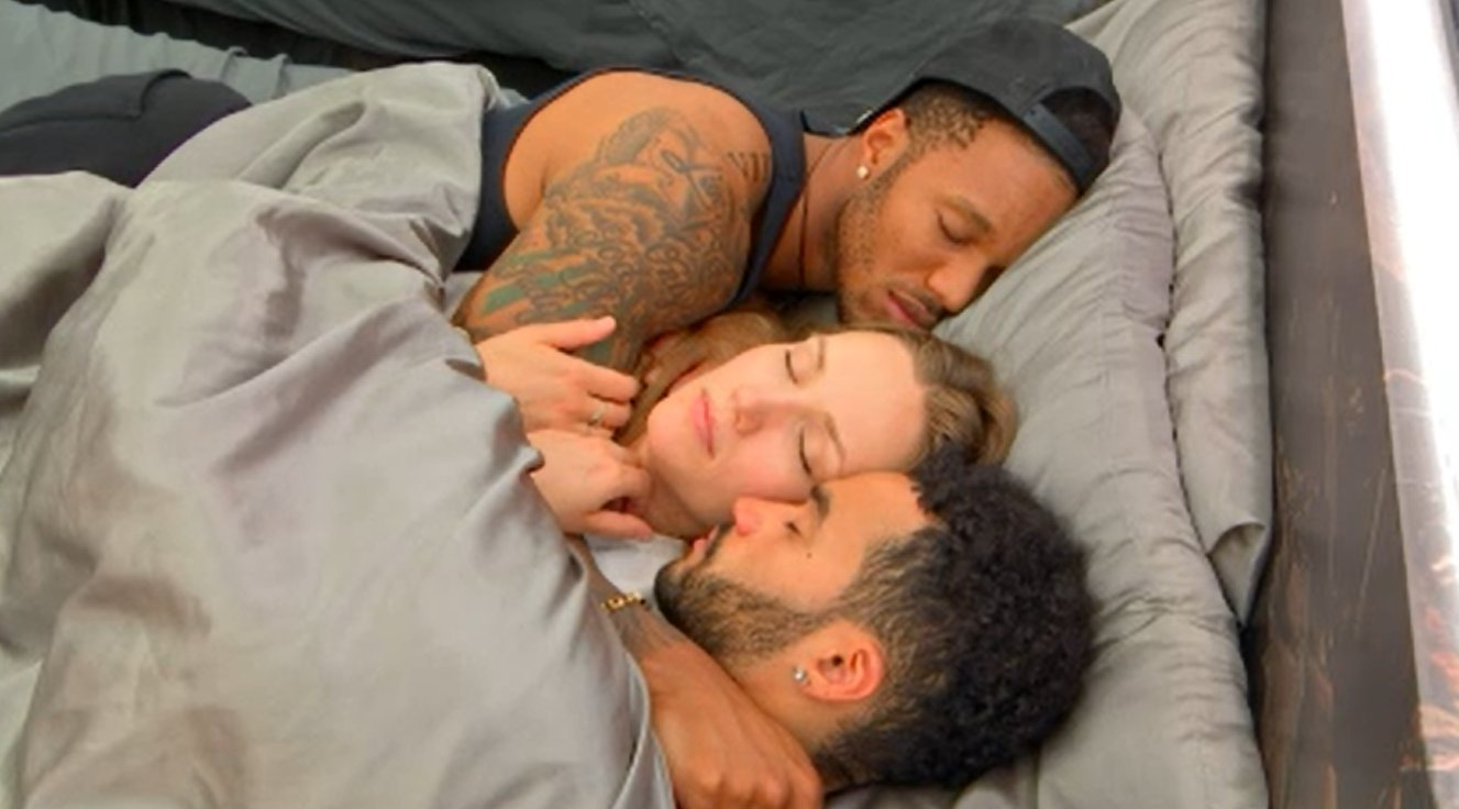 BBCAN9 Tychon, Beth, and Jedson