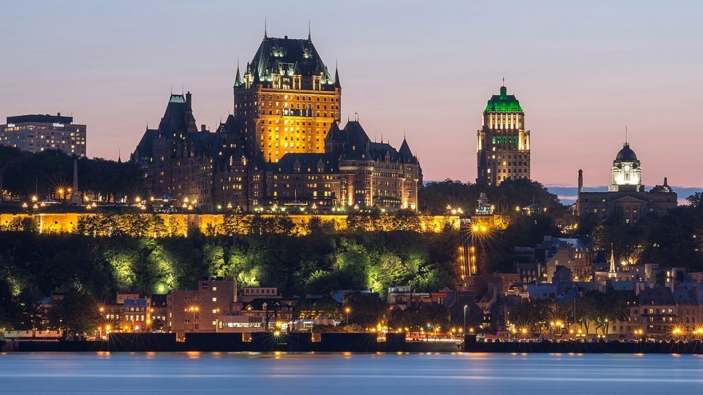 Quebec City Consumed By Debate Over New Span Across The St