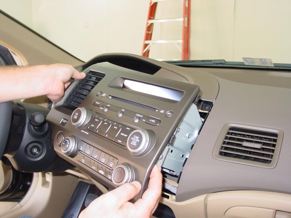 2003 Honda Accord Stereo Wiring 2006 2011 Honda Civic Car Audio Profile
