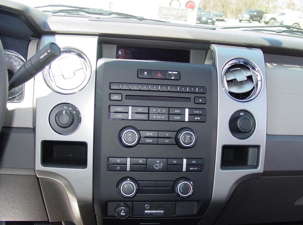 Xl 4x4 Fuse Box 2009 2014 Ford F 150 Supercrew Car Audio Profile