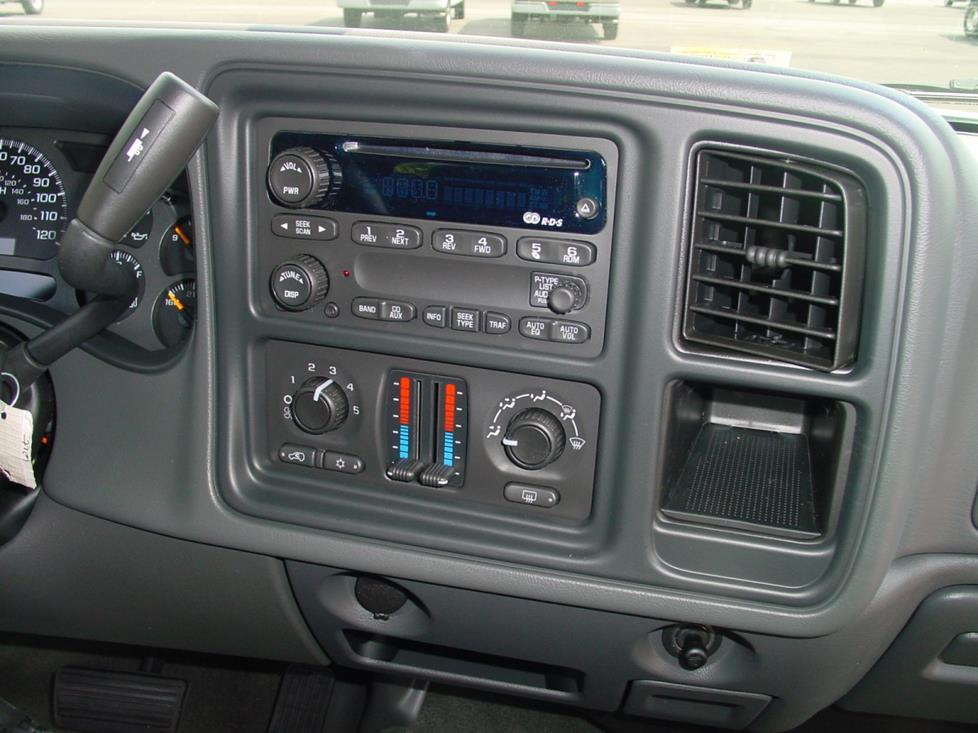 2002 Chevy Silverado Radio Auto Parts Diagrams