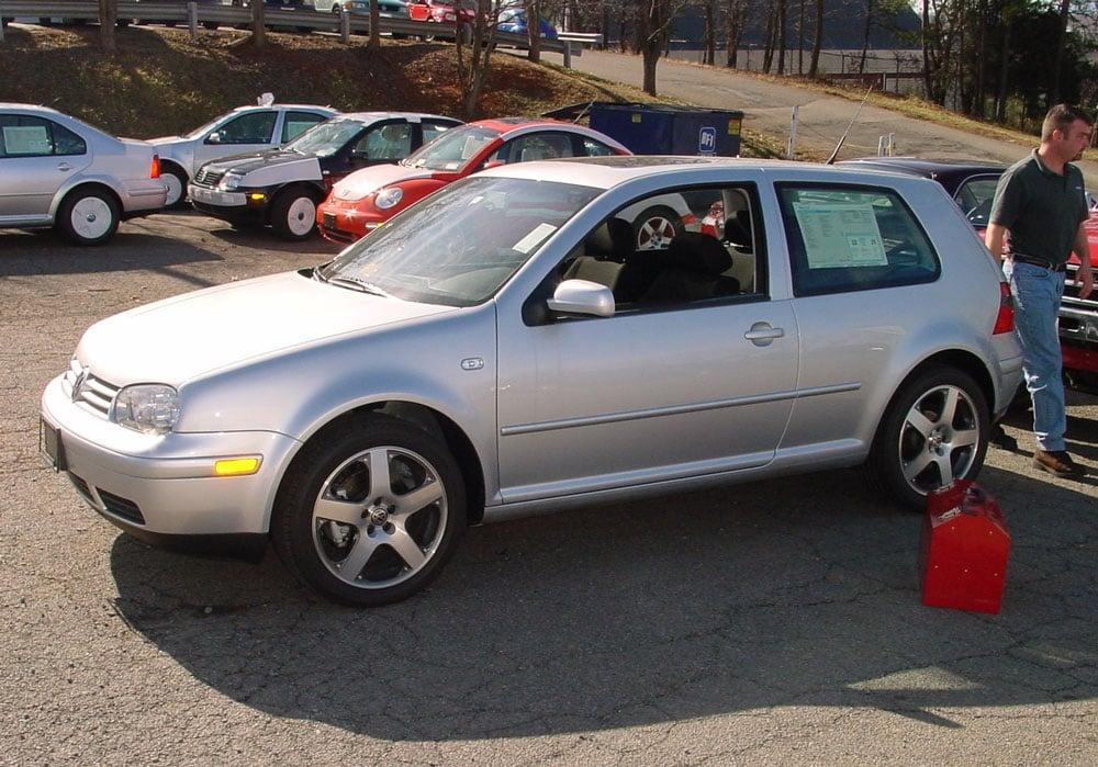 Volkswagen Golf Stereo Wiring