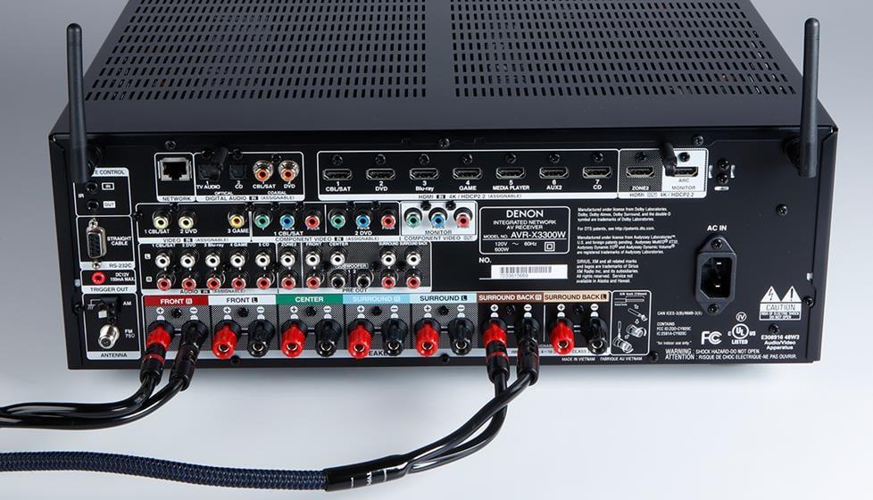 Bi Amp Wiring Diagram
