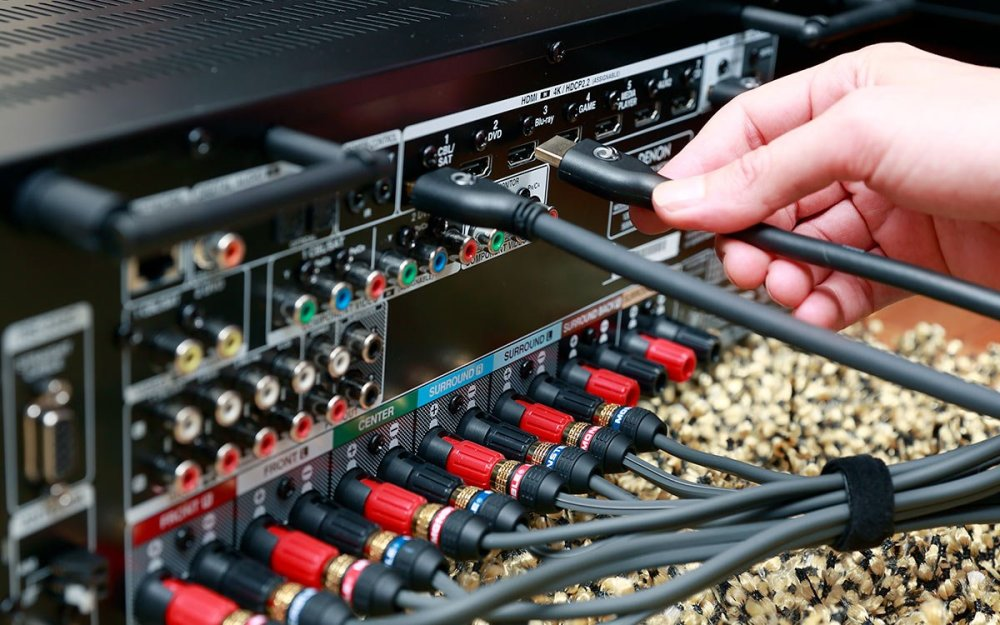 medium resolution of home entertainment wiring idea