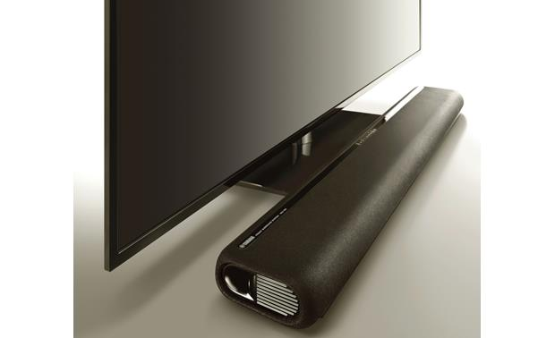 Yamaha YAS-106 Powered sound bar with 4K video passthrough and Bluetooth® at Crutchfield Canada