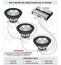 3 dvc 4 ohm 2 ch low imp subwoofer wiring diagrams 4 ohm dvc wiring  [ 1275 x 1650 Pixel ]
