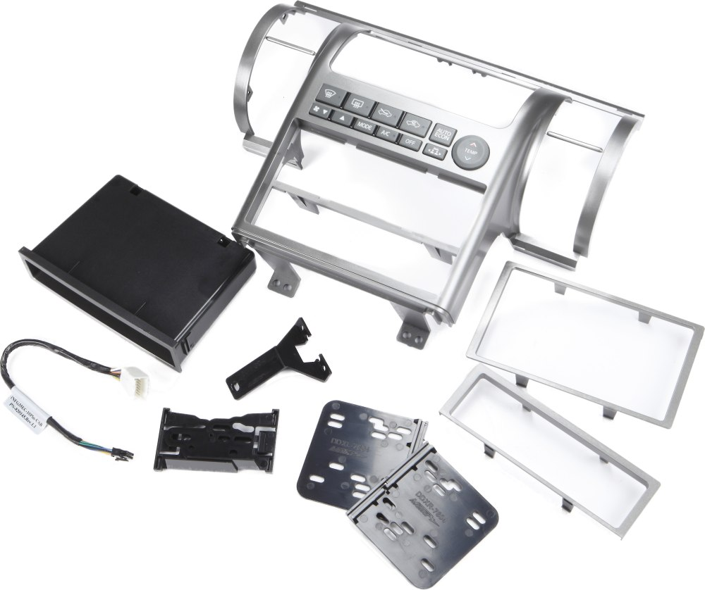 medium resolution of metra 99 7604 dash kit gray install a new single din or double din car stereo in your 2003 04 infiniti g35 at crutchfield canada