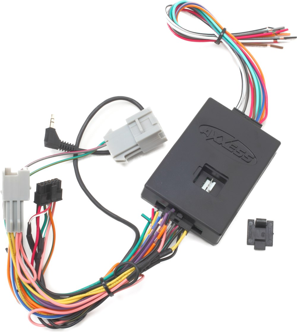 medium resolution of metra gmos 01 wiring interface connect a new car stereo and retain onstar factory door chimes and audible safety warnings in select gm vehicles at