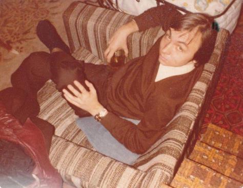 Photo of Klaus J. Gerken in 1979