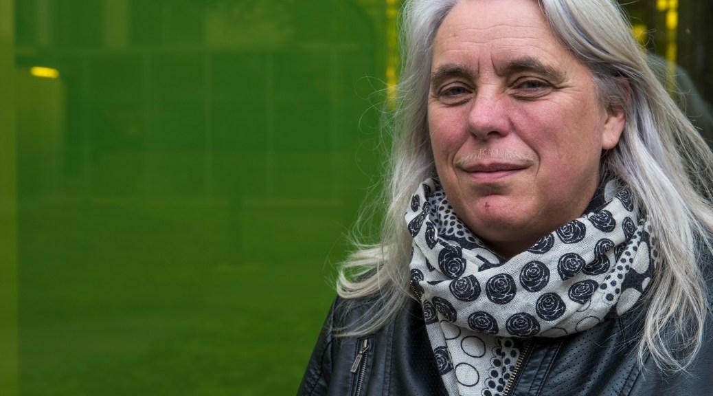 Manon Massé (fond vert)
