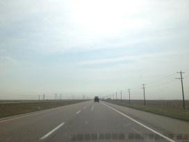 Prairie roads