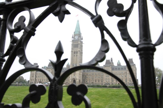 Parliament and the Peace Tower