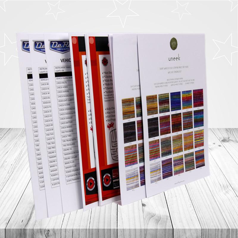 Colour Copies