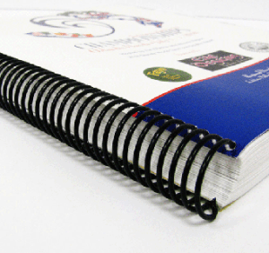 Coil (Spiral) Bound Books