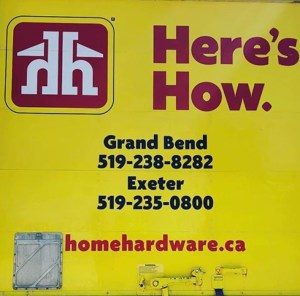 Home Hardware Grand Bend
