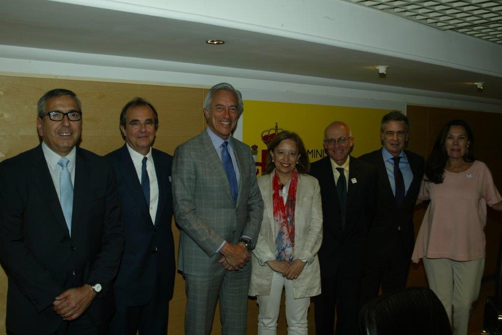Panel de las relaciones comerciales entre España y Canadá foto 5