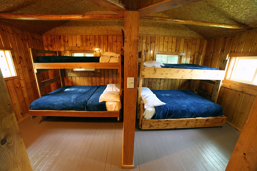 One Bedroom Cabins