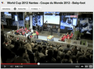 2012 ITSF World Cup Promo Video