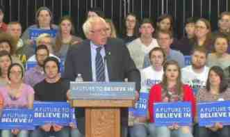 Bernie Sanders, Socialist Piped Piper of Campus Naifs