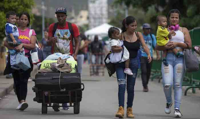 The Bolivarian Diaspora from Venezuela: People Fleeing a Political Cancer