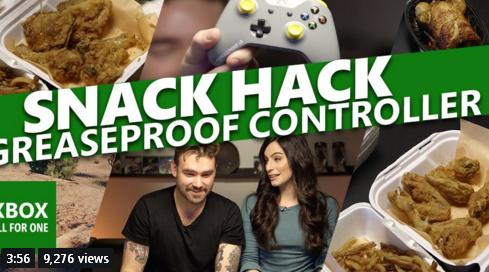 Custom Greaseproof Xbox One Wireless Controller Contest