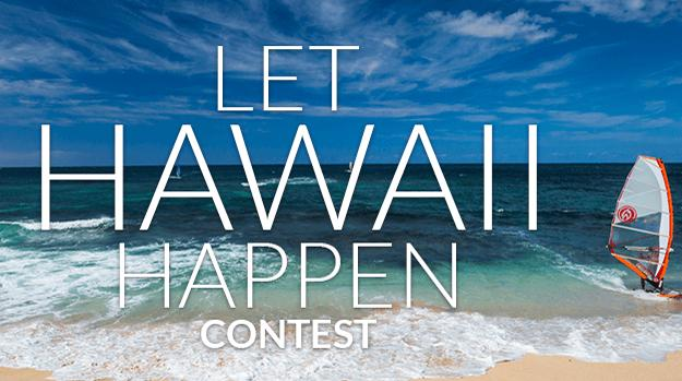 History Channel Let Hawaii Happen Contest