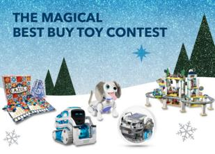 The Magical Best Buy Toy Contest