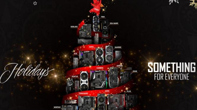 MSI Something For Everyone Giveaway